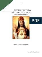 Kebaktian Kepada Hati Kudus Yesus (untuk Jumat I)