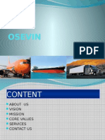 Osevin Limited
