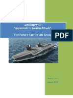 PTTDealing With Asymmetric Swarm Attack the Future Carrier Air Group