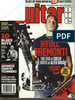 10 - Guitar One October 2004