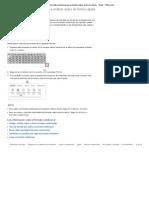 Aplicar formato condicional para analizar datos de forma rápida. - Excel - Office