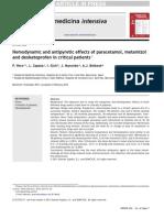 Metamizol Paracetamol Dexketoprofen