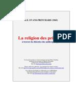 La Religion Des Primitifs