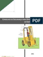 013_Manual_Conselhos de Seguran%C3%A7a Para Operadores de Empilhador