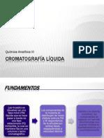 Cromatografía medio entendible