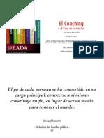 EADA El Coaching y El Valor de La Amistad