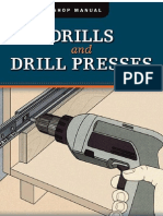 Drills and Drill Presses