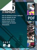 Guia de END e Inspeção - ABENDE 2007