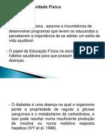 Diabetes e Atividade Fisica