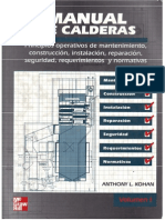 Manual de Calderas Vol. 1- Anthony L. Kohan