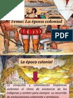Epoca Colonial Powerpoint
