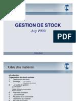090907 ITM-HDB Stock Management