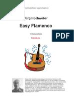 Jürg Hochweber - Easy Flamenco - 13 Solos