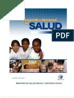 Diagnostico Salud Marzo 2012