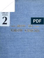 How to Grow Chicks (1904)