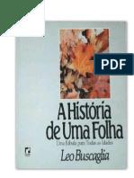 Livro História de uma Folha