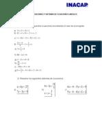 Guia de Ecuaciones y Sistemas de Ecuaciones Lineales[1]