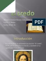 El credo 1.pptx