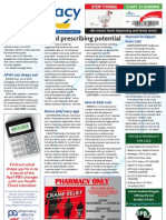 Pharmacy Daily for Tue 18 Jun 2013 - Pharmacist prescribing, Guild/PSA unite on CPD, CHC head to depart, APC fee rise and more