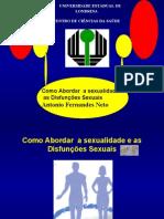 Como Abordar a Sexualidade