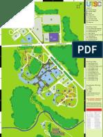 UTSC Campus Map