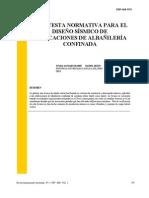 20070807 Propuesta en Alba Con Construlink