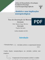 Tese de Mestrado de Virgílio Salvador-Bruxismo e suas Implicações Neuropsicológicas