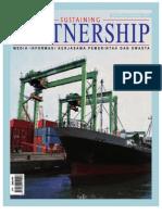 Sustaining Partnership. Edisi Khusus September 2011. Pelabuhan Indonesia
