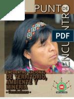 INDEPAZ. Revista Punto de Encuentro No 61. 2012.