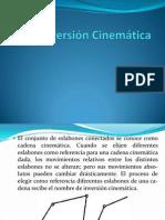 Inversion Cinematica