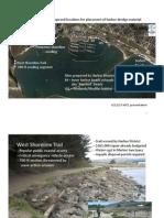 MCC Report on PPH Shoreline Erosion and Dredging