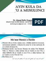 Matsayin Kula Da Marayu a Musulunci