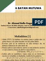 Rayuwa Bayan Mutuwa