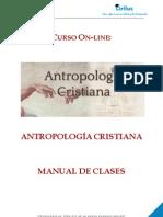 Antropologia Cristiana La Naturaleza Humana