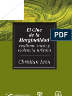 León, El cine de la marginalidad-realismo sucio y violencia urbana