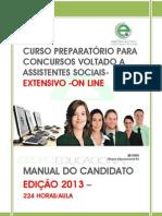 Manual - Extensivo 2013-03