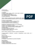conteúdo programático DPF