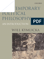 Pages From 73955425 Kymlicka 2002 Contemporary Political Philosophy an Introduction