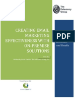 8524afc5f440f Creating Email Mkt Effectiveness on Premise Solutions