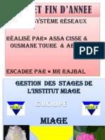 Projet en Language c