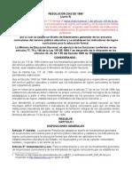 Resolucion 2343 - Indicadores de Logros