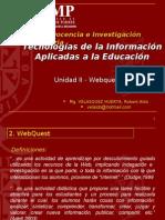 UnidadII.WebQuest