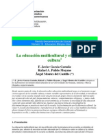 La educación y el multiculturalismo Castaño Moyano Castillo