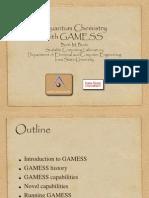 Bode GAMESS Intro