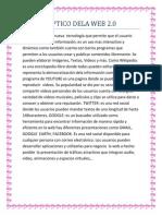 Diptico Dela Web 2