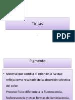Tintas Clase III