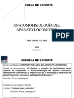 Anato Clase I -II