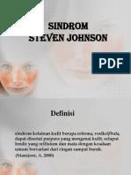 SINDROM Steven Johnson