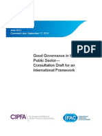 Good Governance in the Public Sector