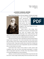 Biografi Samuel Finley Breese Morse